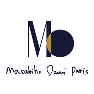 マサヒコオズミparis ロゴ